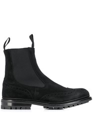 Tricker's Trickers Henry Ankle Boots Black