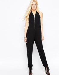 Religion Multiply Jumpsuit Black
