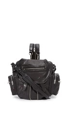Alexander Wang Mini Marti Backpack Black Multi