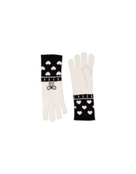 Vdp Collection Gloves Ivory