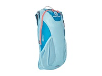Salomon Trail 10 Set Boss Blue White Fluo Pink Backpack Bags Multi