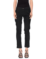 Pence Denim Denim Trousers Women Black