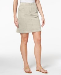 Karen Scott A Line Skort Only At Macy's Stonewall
