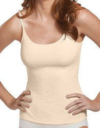Jockey No Panty Line Promise Luxe Cami Soft Sand