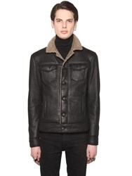 All Apologies Faux Shearling Jacket