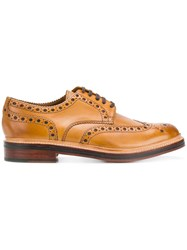 Grenson Archie Brogues Brown