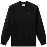 Adidas Deluxe Knit Crew Black