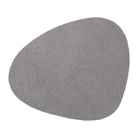 Lind Dna Hippo Curve Table Mat Anthracite Grey