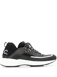 A.P.C. Lace Up Sneakers Black