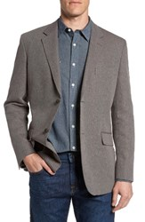 Rodd And Gunn Men's Clarks Junction Linen Blend Blazer Latte