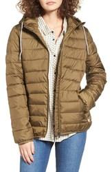 Roxy Women's Forever Freely Puffer Jacket