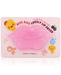 Tonymoly Kiss Kiss Lovely Lip Patch Blueberry No Color
