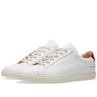 Common Projects Achilles Retro Low White And Red
