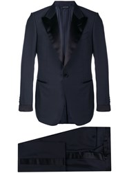 Tom Ford Two Piece Formal Suit Blue