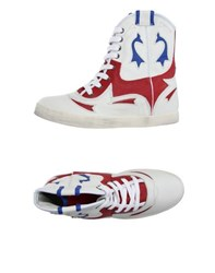 Fornarina Footwear High Tops And Trainers Women
