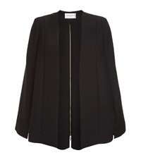 Amanda Wakeley Asayii Zip Detail Cape Female