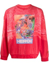 Heron Preston Print Sweater 60