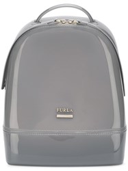 Furla Candy Backpack Grey