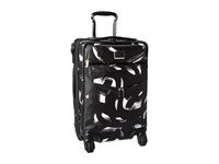 Tumi Sinclair Blair International Carry On Character Print Carry On Luggage Black