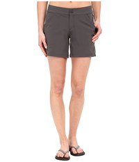 The North Face Amphibious Shorts Graphite Grey Prior Season Gray