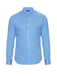 Polo Ralph Lauren Long Sleeved Linen Shirt