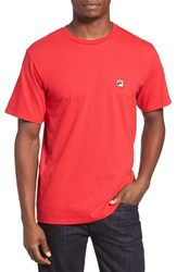 Fila Men's Usa Embroidered Box T Shirt