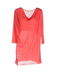 Colombo T Shirts Coral