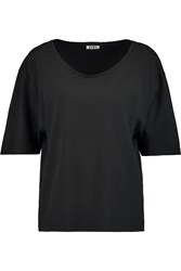 Acne Studios Wonder Cotton Jersey T Shirt Black