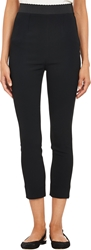 Dolce And Gabbana Cady Leggings Black