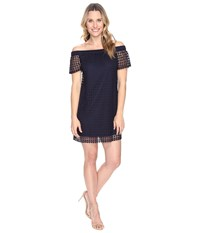 Kut From The Kloth Blakely Navy Women's Dress