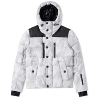 Moncler Grenoble Rodenberg Jacket Grey