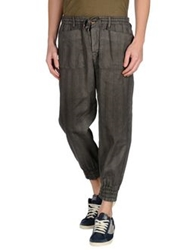 Diesel Black Gold Casual Pants Grey