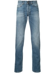 Kent And Curwen Slim Fit Jeans Blue