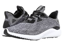 Adidas Alphabounce Em Core Black Footwear White Women's Running Shoes Gray