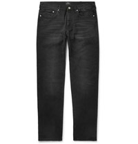 Paul Smith Slim Fit Tapered Denim Jeans Charcoal