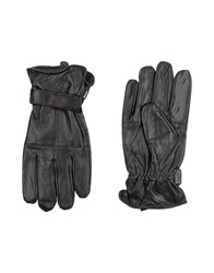 Blauer Accessories Gloves Men Black