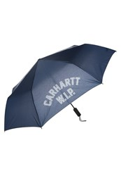 Carhartt Wip Wip X London Undercover Umbrella Navy White Dark Blue