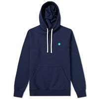 Wood Wood Ian Hoody Blue