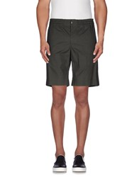 Alexander Mcqueen Trousers Bermuda Shorts Men Black