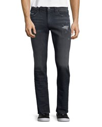 J Brand Tyler Faded Distressed Denim Jeans Talley