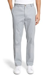 Men's Vineyard Vines 'Breaker' Slim Fit Cotton Twill Pants Barracuda