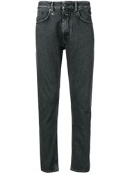 Closed Straight Fit Jeans Grey