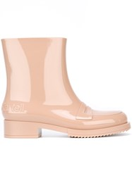 N 21 No21 'Kartell' Boots Nude Neutrals
