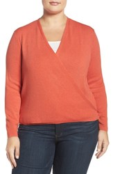 Nic Zoe Plus Size Women's '4 Way' Three Quarter Sleeve Convertible Cardigan