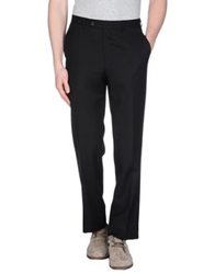 Massacri Casual Pants Black