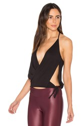 Alo Yoga Gypset Clarity Tank Black