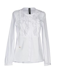 Nora Barth Shirts White