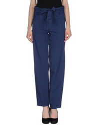 Sessun Casual Pants Blue