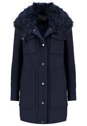 Vero Moda Vmyolanda Short Coat Navy Blazer Dark Blue