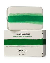 Baxter Of California Vitamin Cleansing Bar Italian Lime And Pomegranate No Color